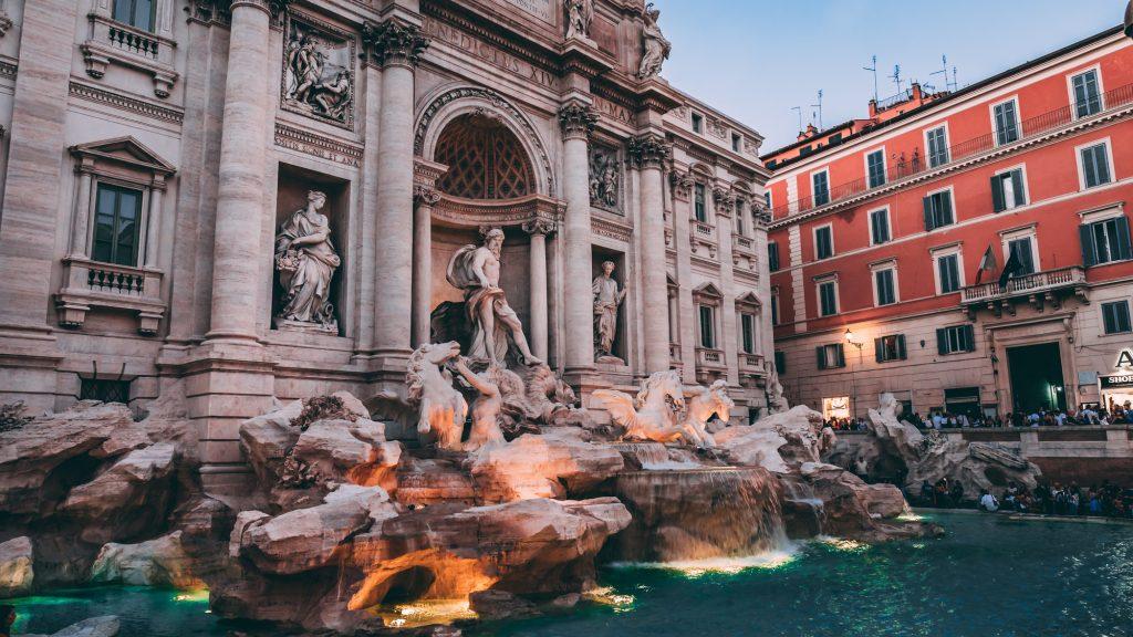 Story of Fontana di Trevi