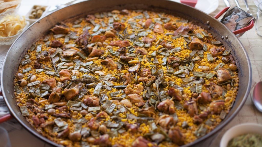 The Best Paella Recipe